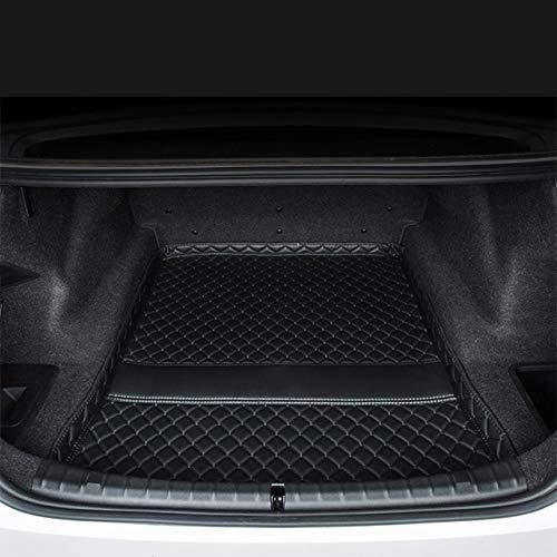 Cuero maletero del coche de carga Mat Fit revestimiento Fit for BMW Serie 5 g30 equipaje de arranque de la alfombra alfombra trasera, dedicada esteras tronco de coche Forro de maletero Cargo Mat Liner