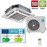 Air Conditioner a + Inverter Ceiling Cassette MUCSR-24-H6 7,0kW