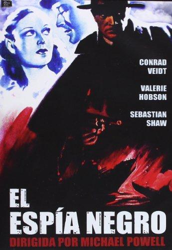 El Espía Negro [DVD]