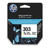 HP 303 Farbe Original Druckerpatrone für HP ENVY Photo