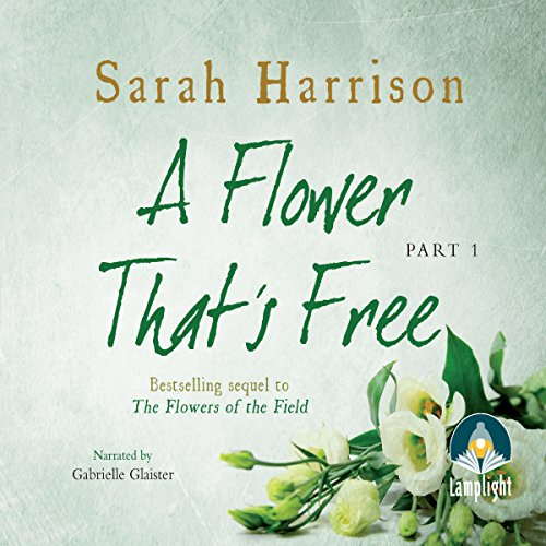 A Flower That's Free audiobook cover art