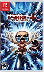 Follow Isaac on his journey to find bizarre treasures that change Isaac's form, giving him super human abilities and enabling him to fight off droves of mysterious creatures, discover secrets, and fight his way to safety. A randomly generated action-...