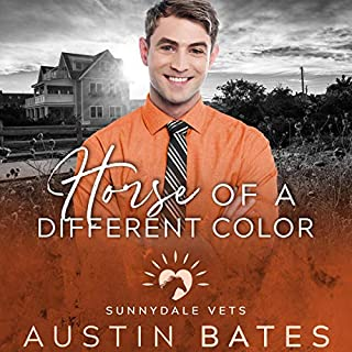 Horse of a Different Color audiobook cover art