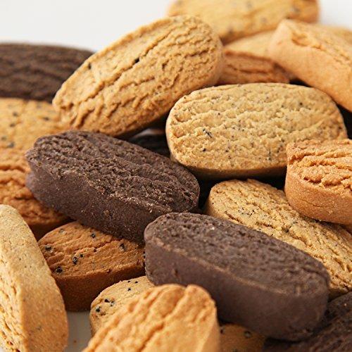 砂糖不使用!低カロリー おからパウダー使用 豆乳ダイエットおからクッキーバー25本入り 〈箱入り・500g〉自社直営工場製造! ダイエットと健康の神林堂