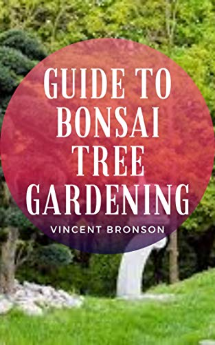 Guide to Bonsai Tree Gardening : Bonsai is a Japanese word, which literally means planted in a container