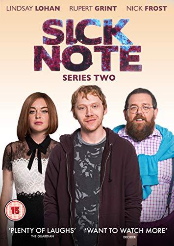 Sick Note Series 2 (starring Nick Frost & Rupert Grint) [DVD] [2019]