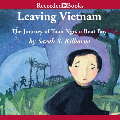 Leaving Vietnam audiobook cover art