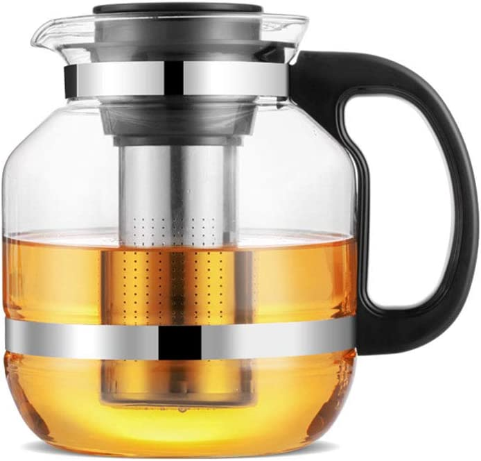 XJZHANG Glass Teapot Cheap super special price Tea Mail order Kettle Teapots Pot Infuser
