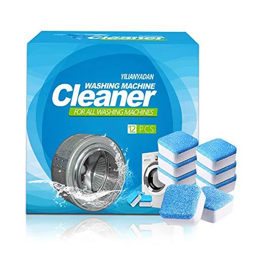 12 Count Washer Machine Cleaner Effervescent...