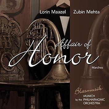 Affair Of Honor / Für uns Ehrensache