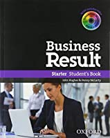 Business Result: Starter: Student's Book with DVD-ROM and Online Workbook Pack
