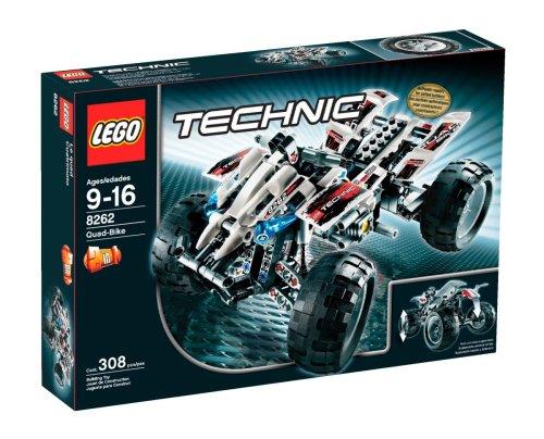 LEGO 8262 TECHNIC Quad Bike
