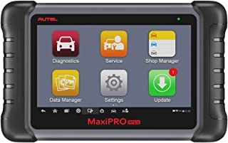 Autel MaxiPRO MP808 OBD2 Diagnostic Scanner More Advanced Scan Tool with Bi-Directional Control Ability and Key Programming (Upgraded Version of DS808 and Same as MS906)