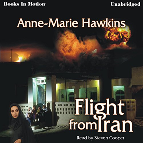 Flight from Iran audiobook cover art