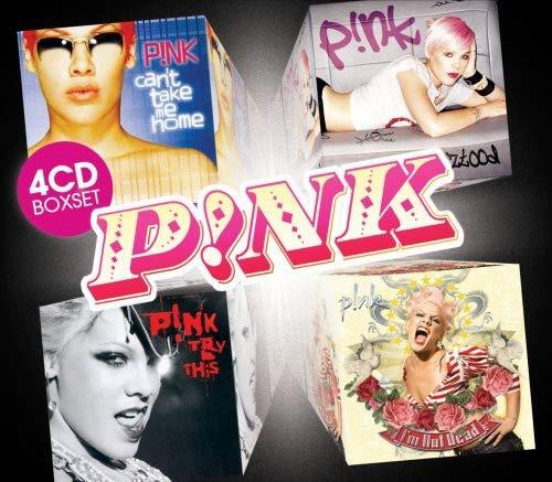 Pink Box Set (4 Cd)