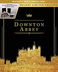 22% Off Downtown Abbey Deluxe Limited Edition Blu-Ray Set