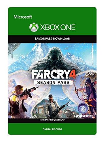 Far Cry 4 - Season Pass [Xbox One - Download Code]
