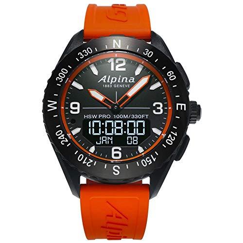 Alpina Geneve AlpinerX AL-283LBO5AQ6 Smartwatch