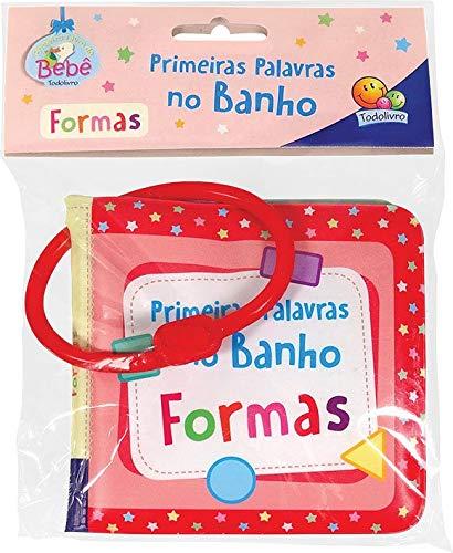 Primeiras palavras no banho: Formas