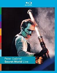 Peter Gabriel: Secret World - Live [Blu-ray]