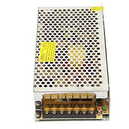 AC Fuente de alimentación del interruptor, 110V-220V 24V / 5A Fuente de alimentación de conmutación LED Adaptador de voltaje Convertidor 120W