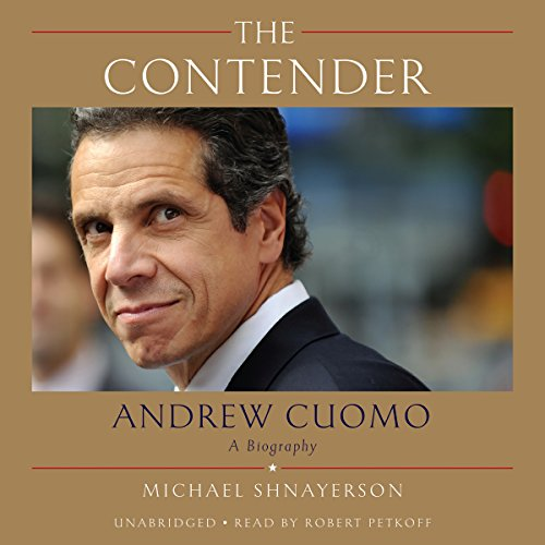 The Contender audiobook cover art
