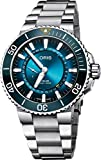 Oris Great Barrier Reef Aquis Limited Edition The Oceans Project Watch 01 743 7734 4185-Set