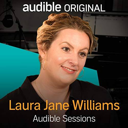 Laura Jane Williams audiobook cover art