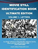 Movie Still Identification Book - Volume 1 - Letters (Ultimate Edition)