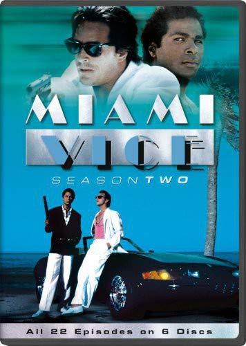 Miami Vice: Season Two (6 Dvd) [Edizione: Stati Uniti]