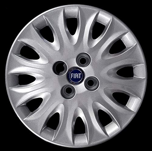 Algemene Fiat Punto '99 HLX 5 deuren Quattro (4) wieldoppen BORCHIA diameter 14