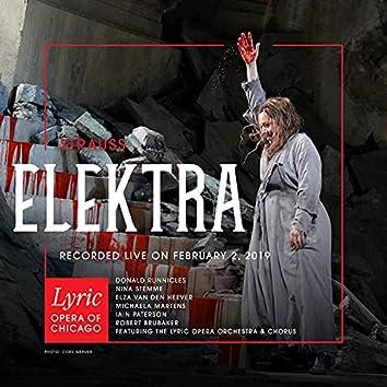 Strauss: Elektra (LIVE)