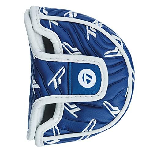 TAYLORMADE(テーラーメイド)TPCOLLECTIONHydroBLAST(ティーピーコレクションハイドロブラスト)パターDUPAGESBシングルベンドメンズゴルフクラブ右33インチ,シルバー