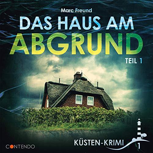 Page de couverture de Das Haus am Abgrund 1