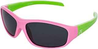 Kids Flexible Rubber Sunglasses-UV Protection and Polarized Lenses for Boys and Girls