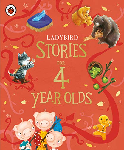 Ladybird Stories for Four Year Olds