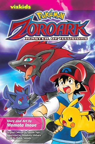 Pokémon: The Movie - Zoroark: Master of Illusions (Pokemon (Viz Media))