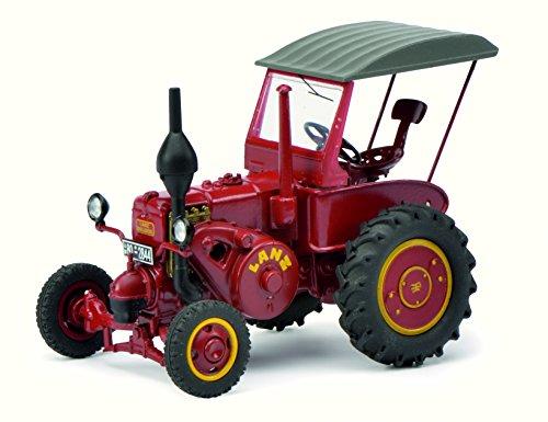 Schuco 450284400 - Lanz Bulldog D 9506 1:43 Fahrzeug, rot