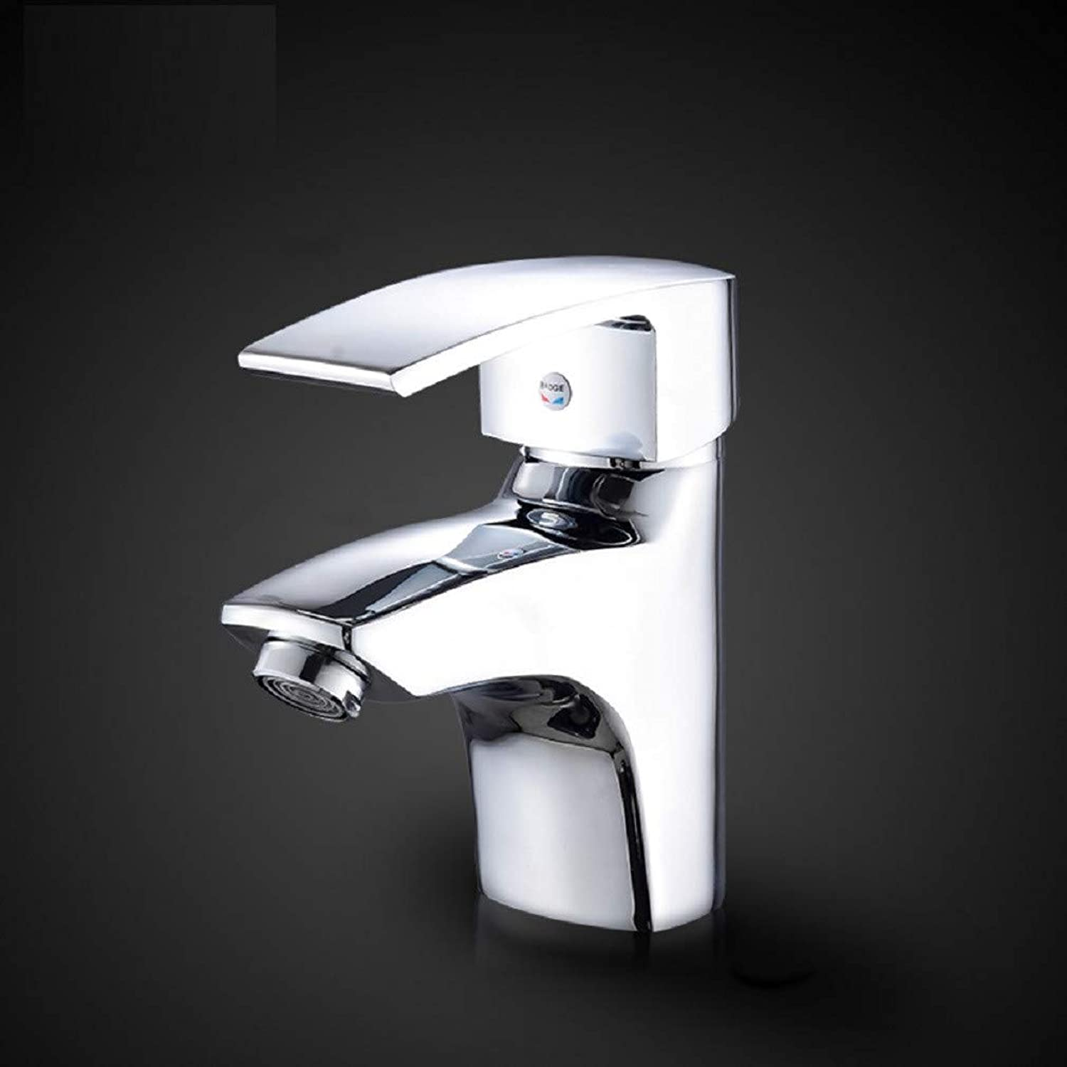 Bathroom Taps Washbasin Faucet Wash Basin Hot and Cold Water Faucet Bathroom Sink Tap Basin Sink Mixer Tap
