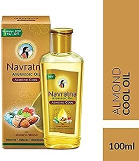 Navratna Ayurvedic Oil Almond Cool 100 ML