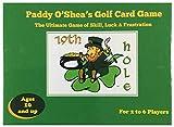 Paddy O'Shea's Golf Card Game