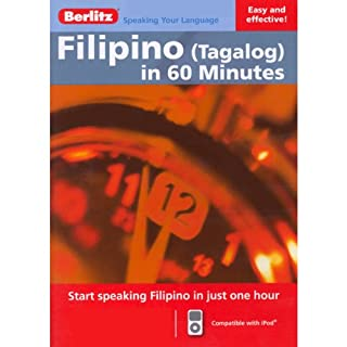 Filipino (Tagalog)...In 60 Minutes audiobook cover art