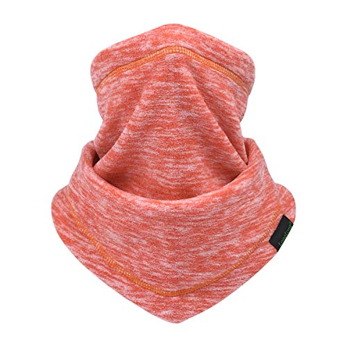 LONGLONG Neck Warmer and Face Mask Fleece