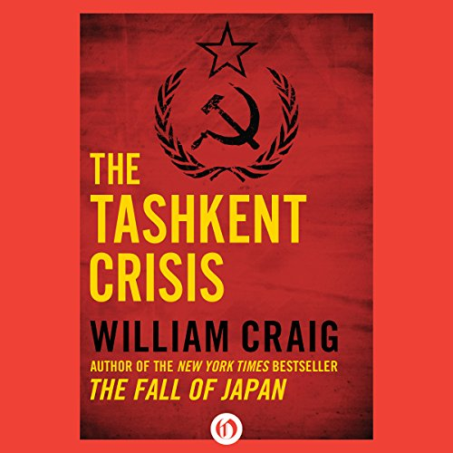 The Tashkent Crisis  By  cover art