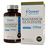 Glicinato de Magnesio 250mg - 240 Cápsulas Vegetarianas (2