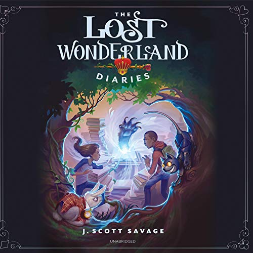 The Lost Wonderland Diaries cover art