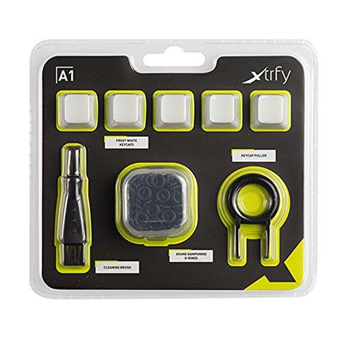 Xtrfy A1 Erweiterungsset für mechanische Tastaturen, schwarz