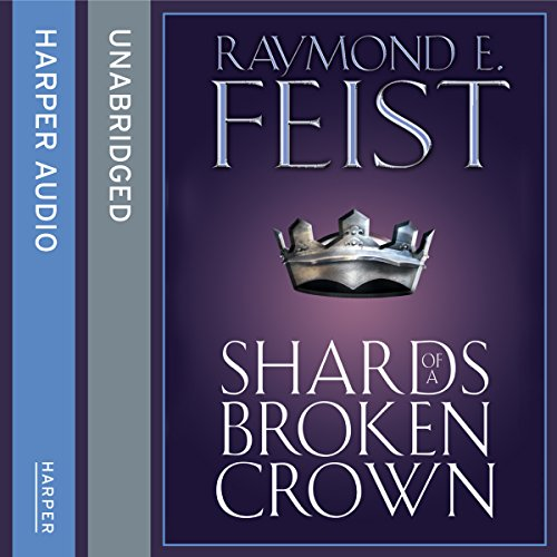 Shards of a Broken Crown audiobook cover art