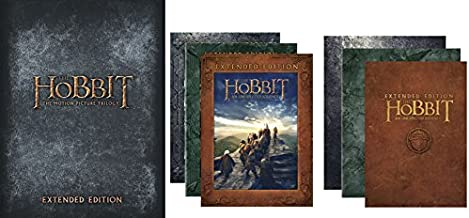 The Hobbit Trilogy Extended Edition (Bilingual)