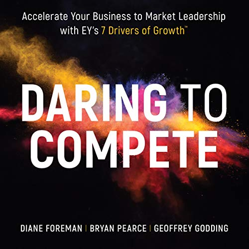 Daring to Compete audiobook cover art